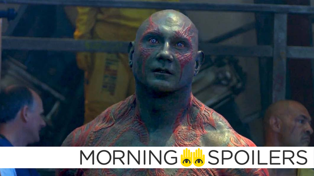 Dave Bautista Thinks Guardians of the Galaxy Vol. 3 Could Be the End for Drax
