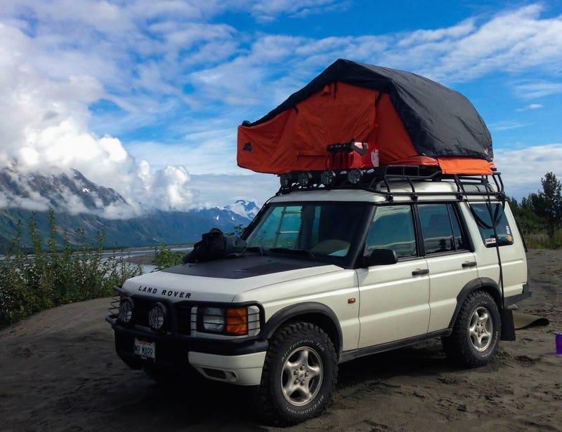 Illustration for article titled Alaska: Road Trip Of A Lifetime