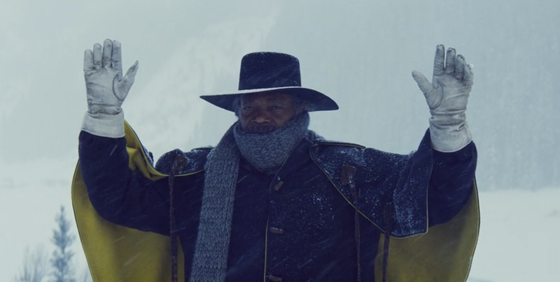 "Illustration for article titled Netflix has cut the ""extended version"" of Tarantino's The Hateful Eight into a 4-part miniseries"