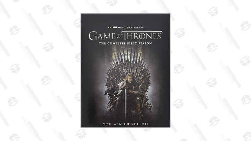 Your Watch Begins With Game of Thrones Season 1 on Blu-ray, Now Just $12