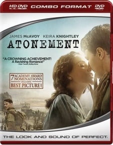 Illustration for article titled Universal's Appropriately Final HD DVD Release: Atonement