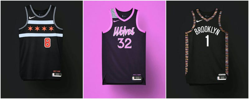 best service 748ea b0eea chicago bulls city jersey 2018