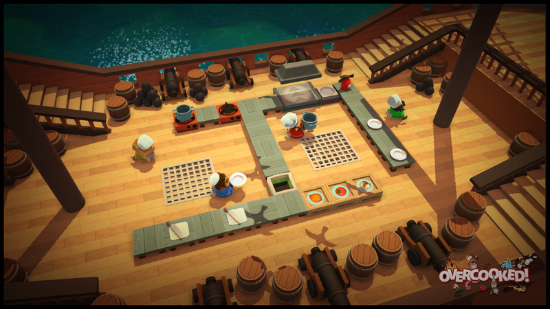 Illustration for article titled Nyren's Corner: The Nintendo Switch Port of Overcooked is Half-Baked