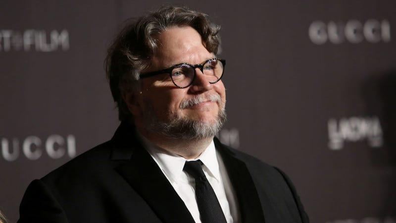 Guillermo del Toro at the 2018 LACMA Art + Film Gala at LACMA