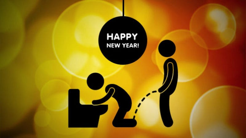 Illustration for article titled How to Survive the Perils of New Year's Eve
