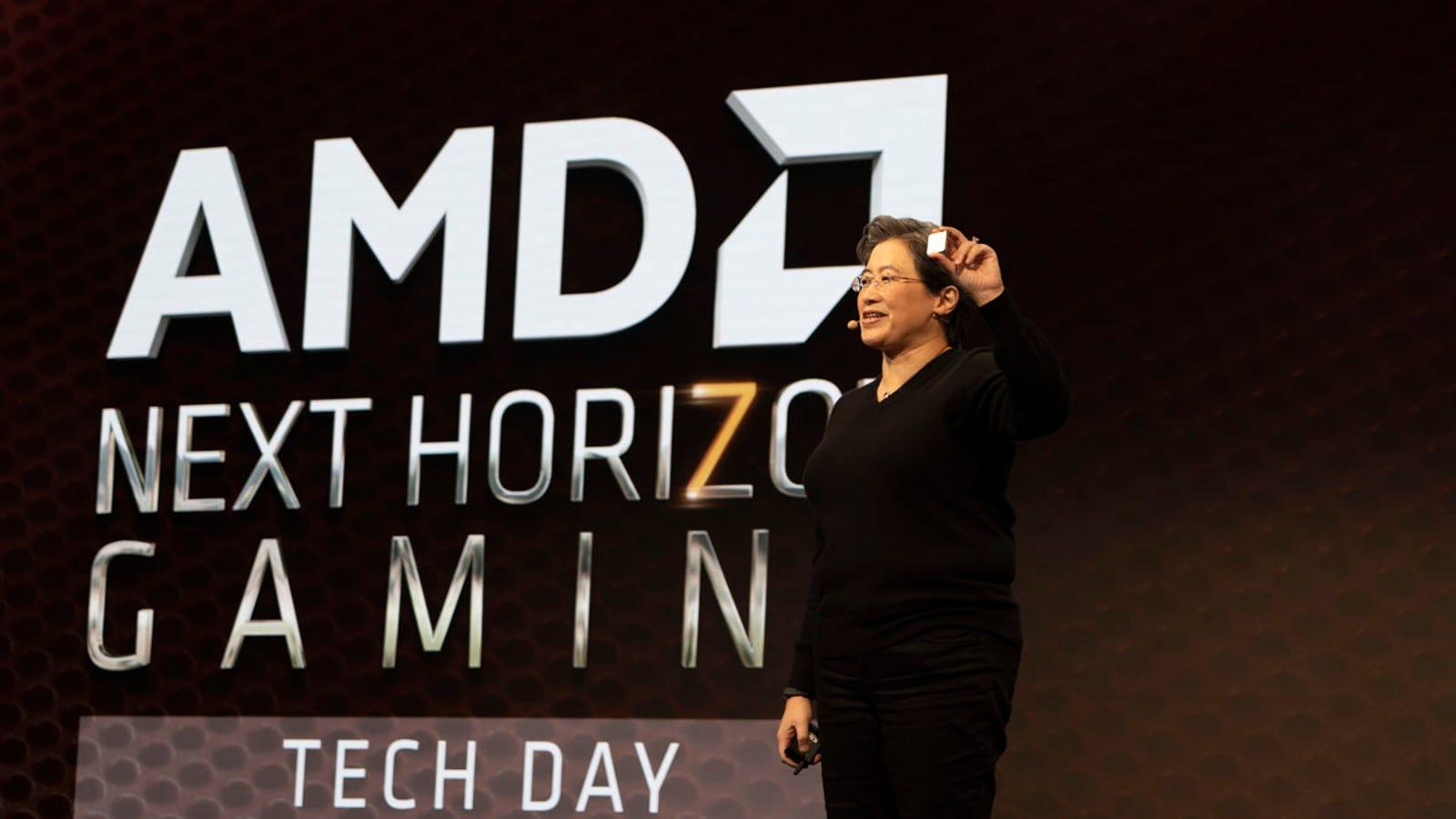 AMD Plans 64-Core Threadripper CPU: Report