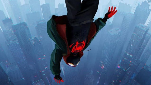 The Spider-Man: Into the Spider-Verse Sequel Has a Trio of New Directors