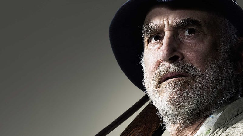 Dave Hovarth (Jeffrey DeMunn) ponders the grisly end he asked to receive.