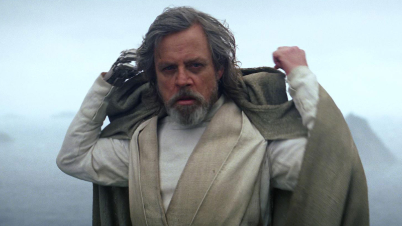 Illustration for article titled No, la novelización de The Last Jedi no confirma que Luke Skywalker tuviese una esposa