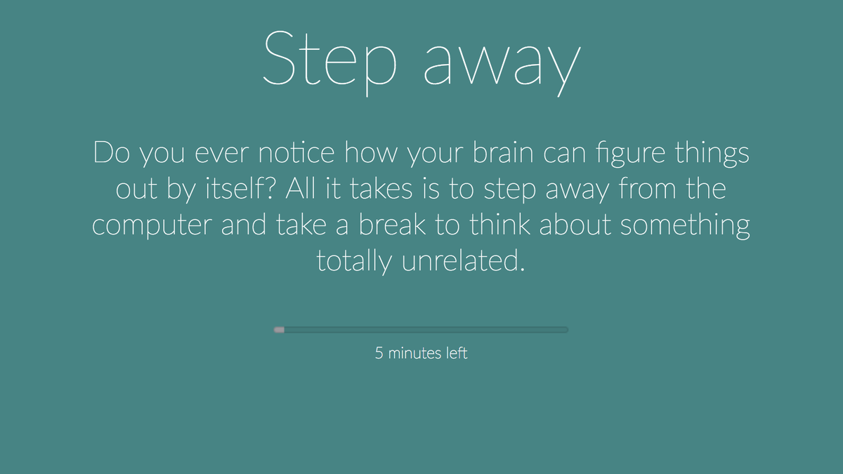 This Free Desktop App Reminds You To Take Computer Breaks