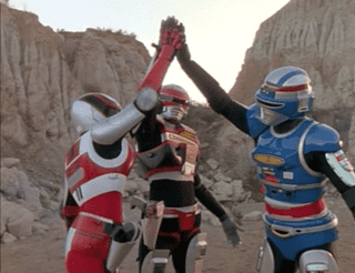 """Saban's """"VR Troopers"""" was my earliest exposure to the concept of virtual reality."""