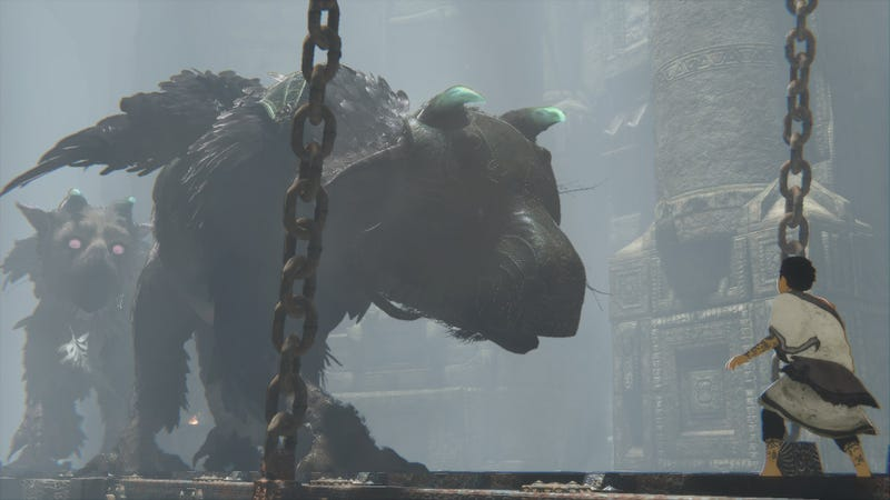 Illustration for article titled The Last Guardian's Designer Explains How He Stayed Motivated For Nine Years