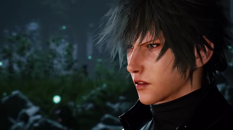 Illustration for article titled Man Sees Final Fantasy XV Trailers, Decides To Make Indie Game