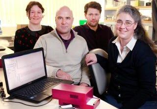 Illustration for article titled Este invento ayudará a detectar virus como el ébola en zonas remotas