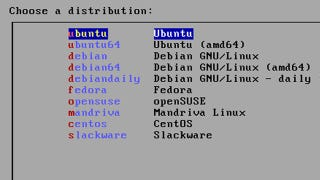 Illustration for article titled NetbootCD Installs and Updates Multiple Linux Distros on One Disc