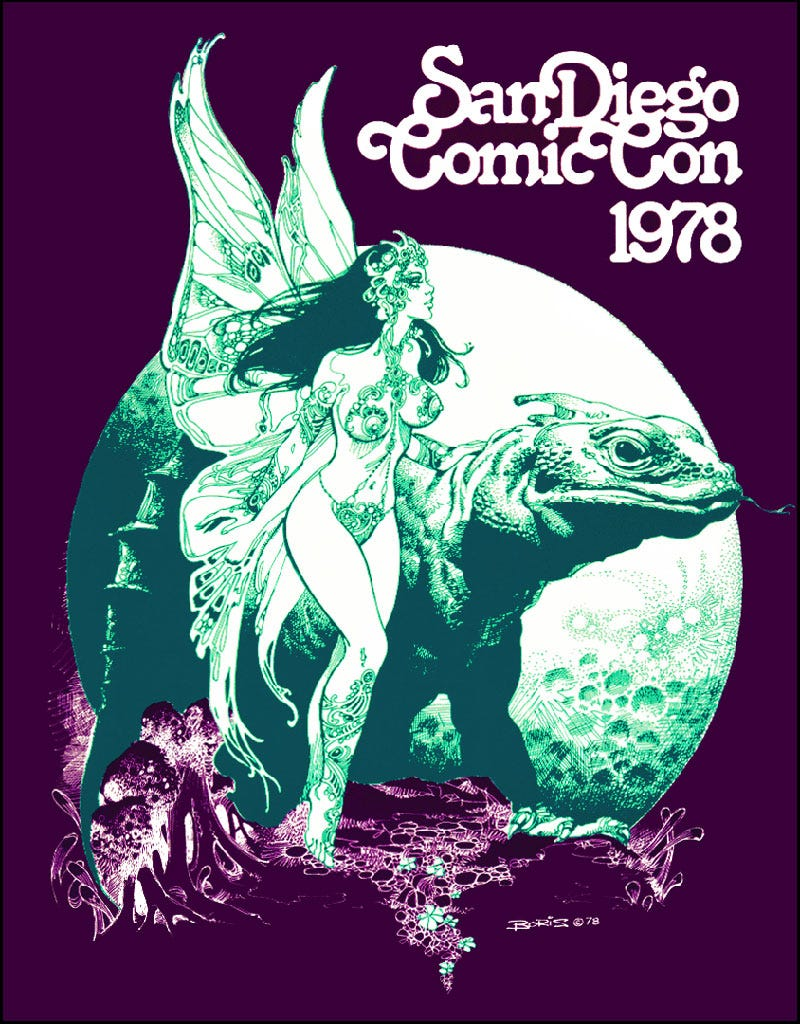 Illustration for article titled In the Early Days of Comic-Con