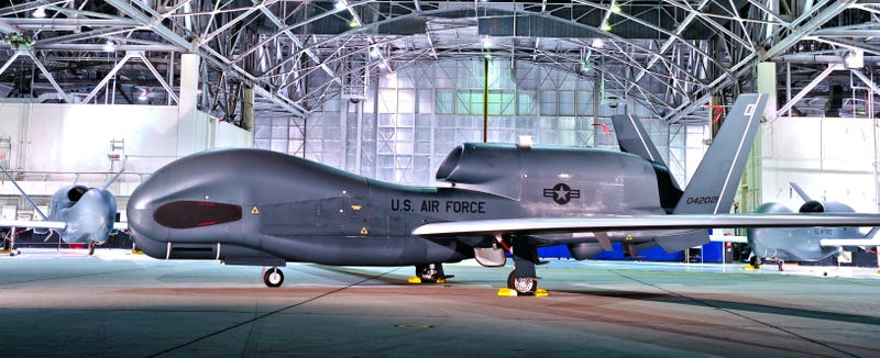 Illustration for article titled Why The USAF's Massive $10 Billion Global Hawk UAV Is Worth The Money