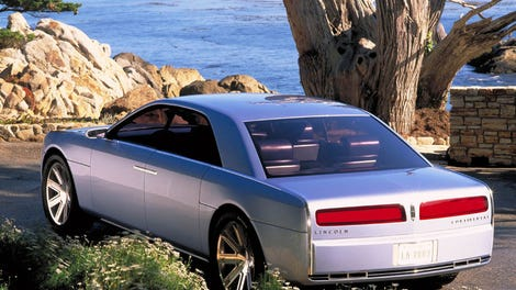Continental Is Not The New Town Car