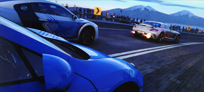 Illustration for article titled Driveclub Is A Beautiful And Addictive Introduction To Motorsports