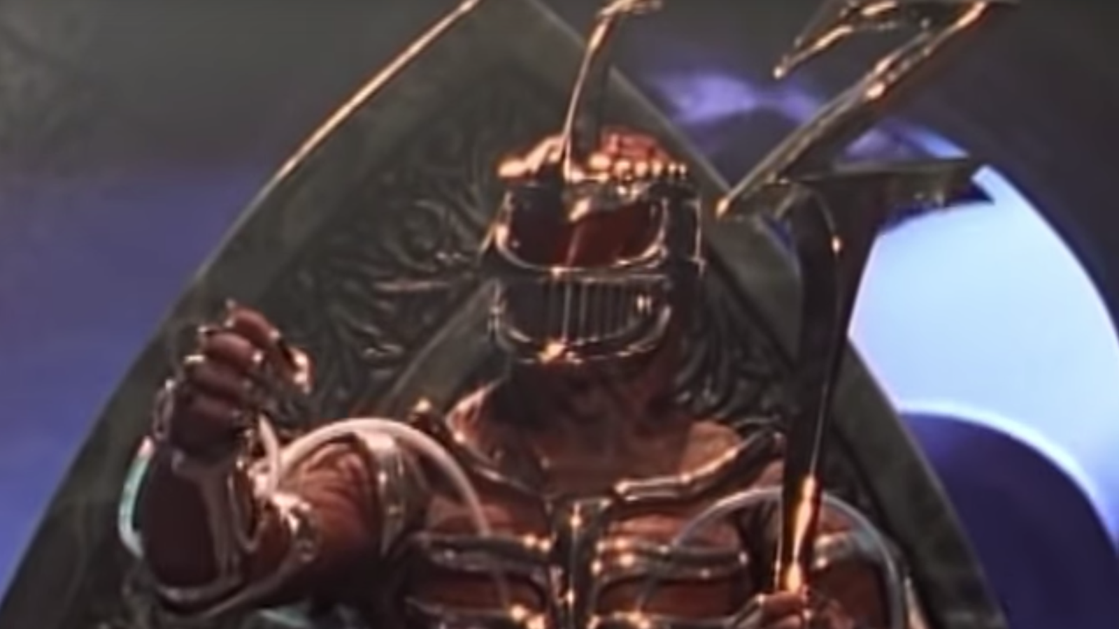 R.I.P. Robert Axelrod, voice of Lord Zedd from Mighty Morphin Power Rangers