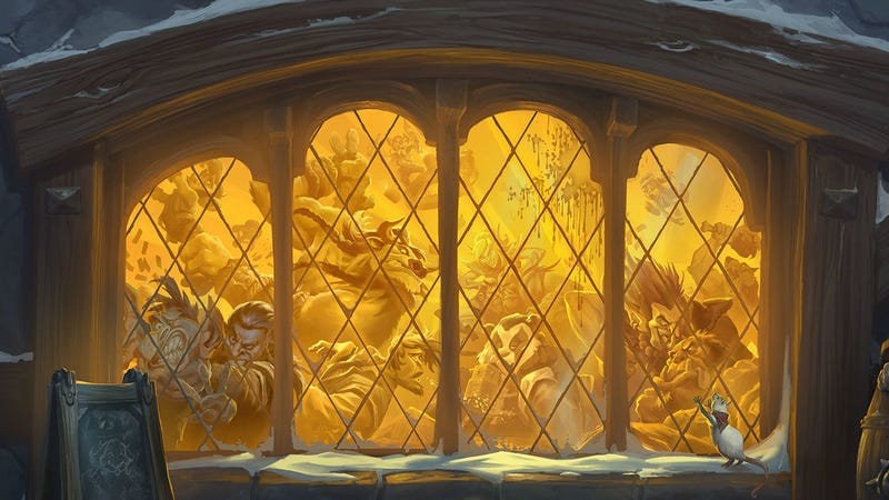 Illustration for article titled Blizzard's Latest Plan To Get Hearthstone Players To Meet Up Is Flawed