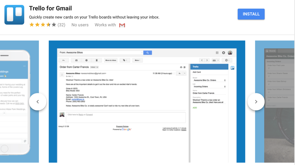 Gmail Addons Let You Use Trello Quickbooks And More Directly In Gmail - Quickbooks invoicing for gmail