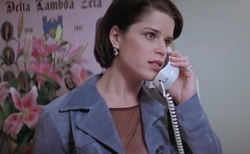 """Hello, Ghostface calling!"""