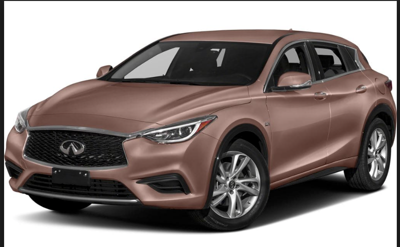 Illustration for article titled Infiniti QX30