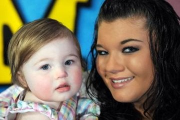 MTV's 'Teen Mom' star charged with felony domestic battery