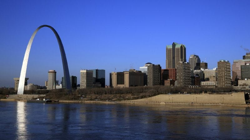 Illustration for article titled U.S. Adds 4 Million Jobs But In St. Louis