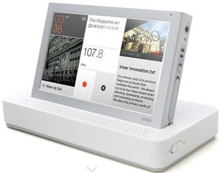 Illustration for article titled iriver P7 Touchscreen PMP Available for Pre-Order