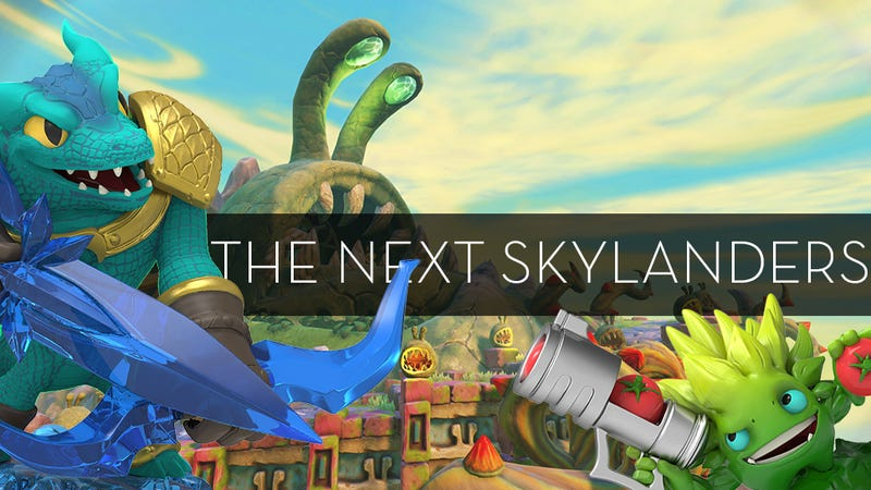 Illustration for article titled Meet The New Skylanders: Skylanders Trap Team