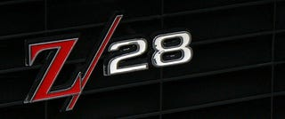 Illustration for article titled Chevy VP Says No Official Decision Yet On Camaro Z28