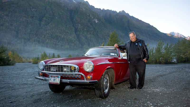Illustration for article titled This Man Just Completed 3 Million Miles In His 1966 Volvo
