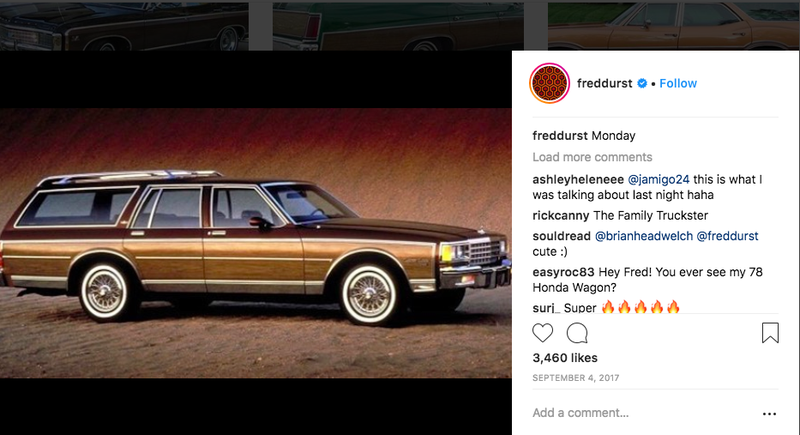Illustration for article titled Let's Take Just a Minute to Appreciate Fred Durst's Instagram