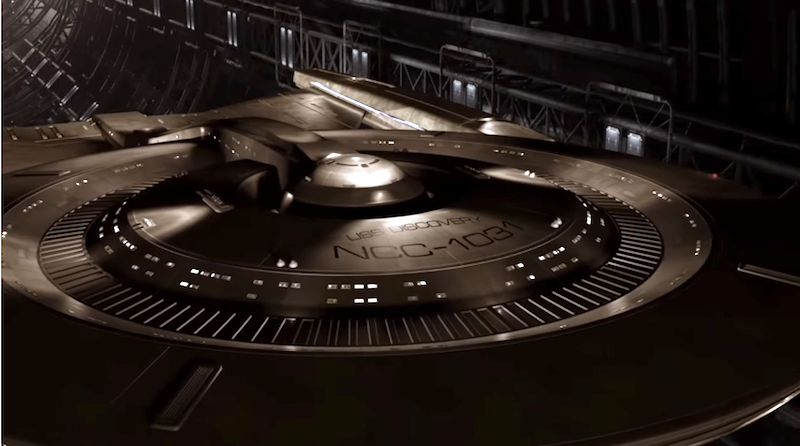 Star Trek: Discovery Switches an Actor's Role Mid-Production