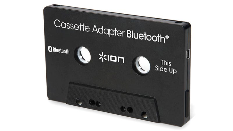 Easily Update Ancient Stereos With ION Audio's Bluetooth Cassette