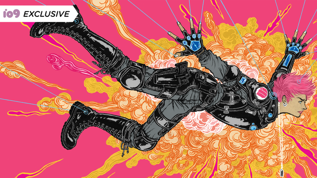 Duncan Jones and Alex de Campi on Why Comics Was the Next Place for Moon and Mute s World to Go