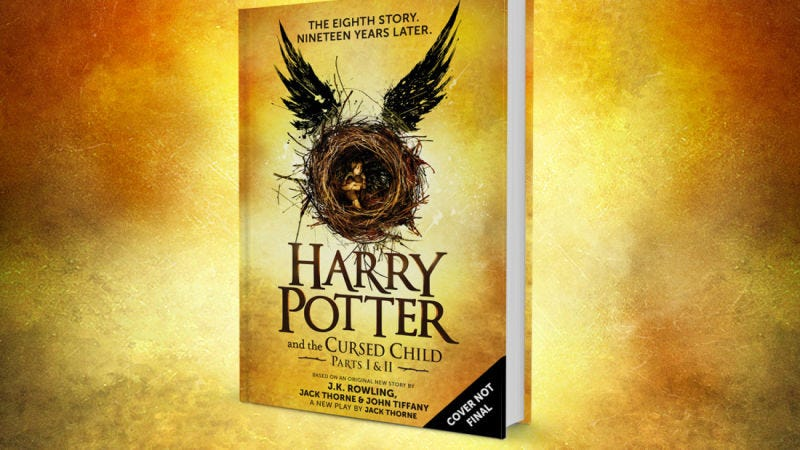 Here's What Has Happened in the Wizarding World Before Harry Potter and the Cursed Child Begins