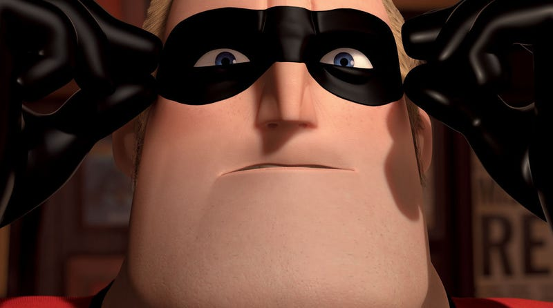 Illustration for article titled How On Earth Can Pixar Make a Worthy Sequel to The Incredibles?