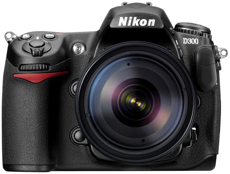 Illustration for article titled Nikon D300 DSLR Announced, Rocks 12.3 Megapixels and Live View Goodness
