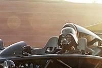 Illustration for article titled Darth Vader Trades In Star Destroyer For Ariel Atom