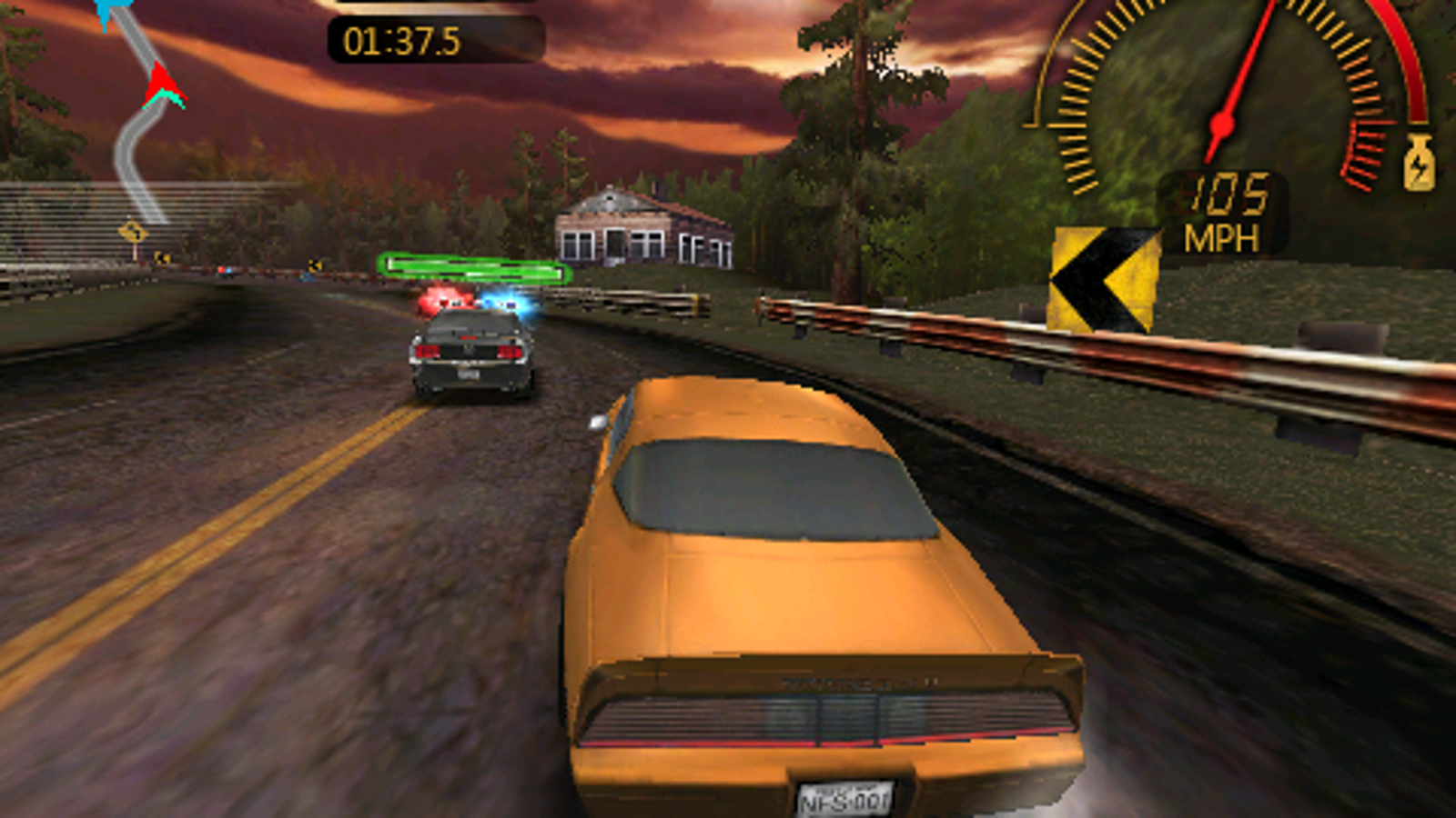 How to change language in need for speed undercover iphone