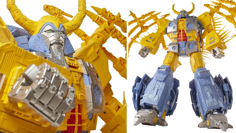 Stare in Awe and Wonder at This Gigantic $575 Transformers Unicron Figure