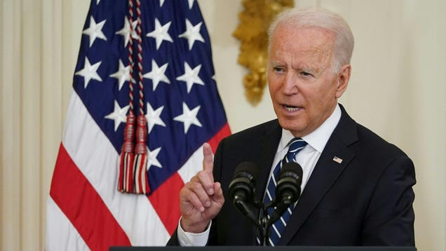 Biden Launches Federal Probe Into International Ransomware Attack That Hit 1,000+ Companies