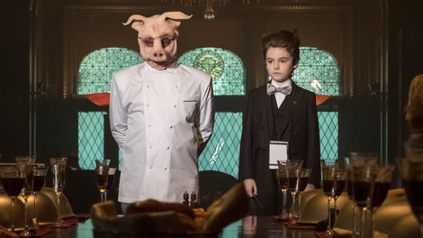 Your First Horrifying Look at Gotham'