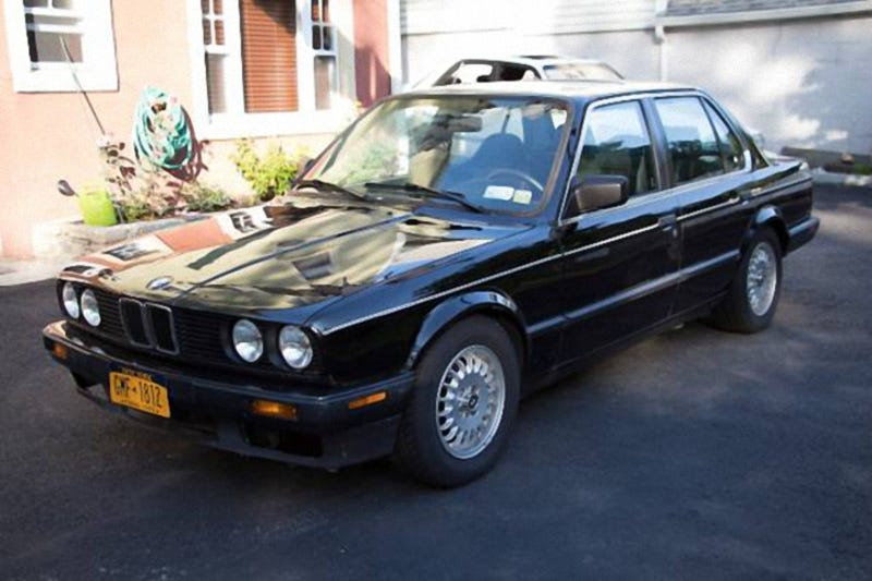 For $5,000, This 1986 BMW 325e Packs a Surprise