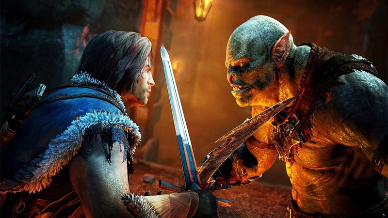 Shadow of Mordor Game of the Year, $15