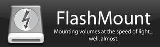 Illustration for article titled FlashMount Speeds Up Software Installation