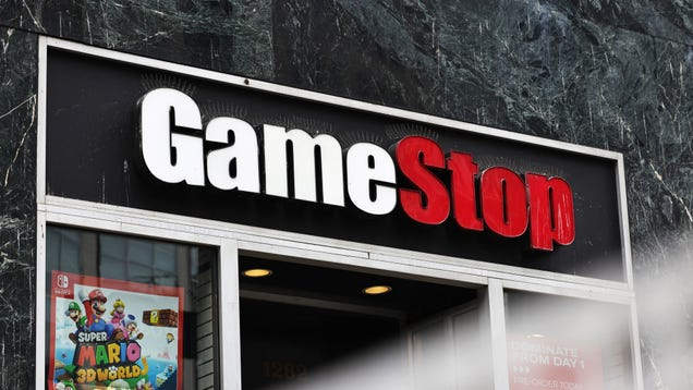 GameStop Exec Leaves With $2.8 Million Severance